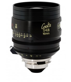 OBJECTIF COOKE S4/i 16mm T2.0 PL