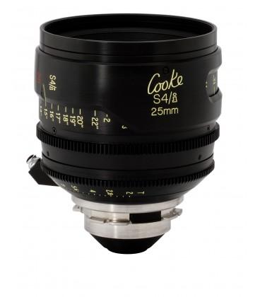 OBJECTIF COOKE S4/i 25mm T2.0 PL