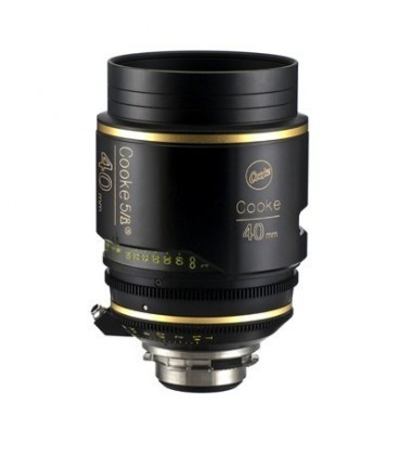 OBJECTIF COOKE 5/i 40mm T1.4 DUAL SCALE