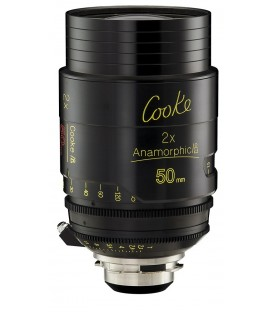OBJECTIF COOKE ANAMORPHIC/i 50mm T2.3 DUAL SCALE
