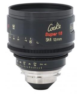 OBJECTIF COOKE 12mm SK4 SUPER 16 T2.0