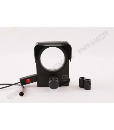 OCCASION : Déflecteur de pluie pour Optiques