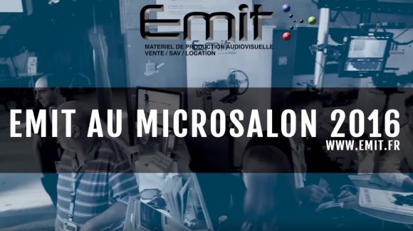 [SALON] Retour en vidéo sur le Micro Salon 2016