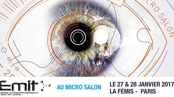 [SALON] Emit au Micro Salon 2017 #1