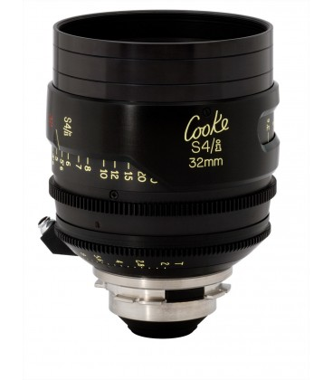 OBJECTIF COOKE S4/i 32mm T2.0 PL