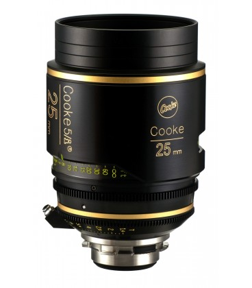 OBJECTIF COOKE 5/i 25mm T1.4 DUAL SCALE