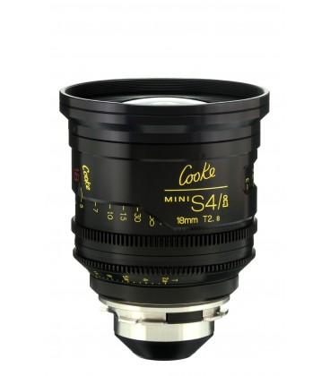 OBJECTIF COOKE MINI S4/i 18mm T2.8