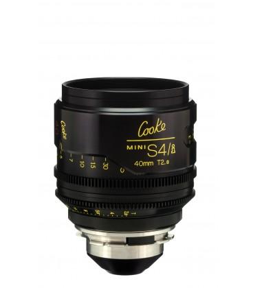 OBJECTIF COOKE MINI S4 i 40mm T2.8