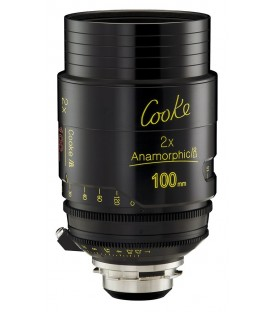 OBJECTIF COOKE ANAMORPHIC/i 100mm T2.3 DUAL SCALE