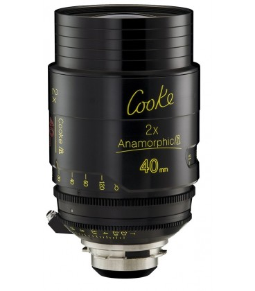 OBJECTIF COOKE ANAMORPHIC/i 40mm T2.3 DUAL SCALE