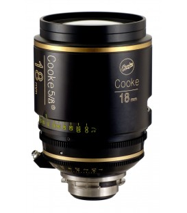 OBJECTIF COOKE 5/i 18mm T1.4 DUAL SCALE